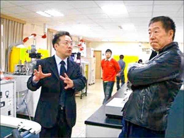 應天華想造飛機 17歲獲龍華創辦人200萬金援-1
