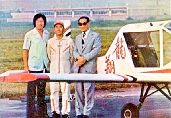 應天華想造飛機 17歲獲龍華創辦人200萬金援