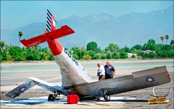 曾駕機82天環遊世界 飛行家應天華墜機亡