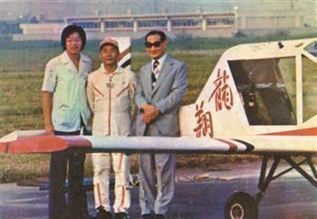 真的自己造飛機 校友應天華遇難龍華科大不捨1