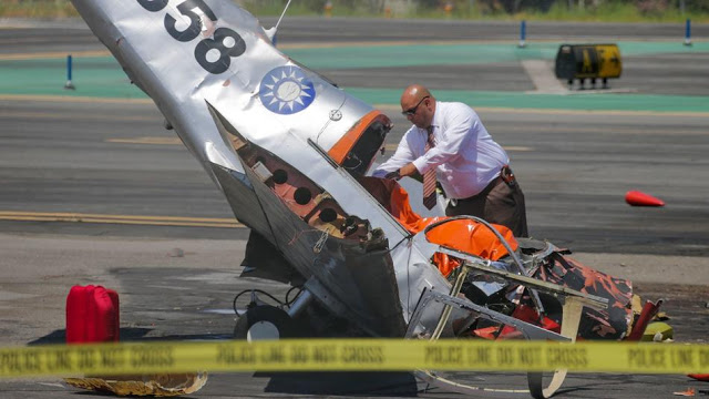 Fatal accident occurred July 14, 2017 at San Gabriel Valley Airport (KEMT), El Monte, Los Angeles County, California5