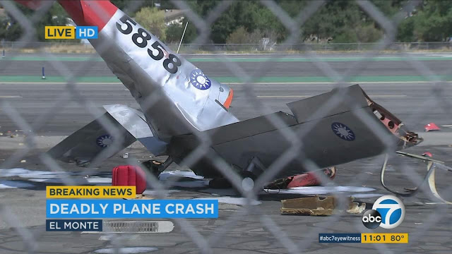 Fatal accident occurred July 14, 2017 at San Gabriel Valley Airport (KEMT), El Monte, Los Angeles County, California6
