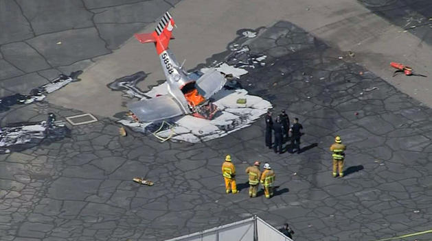 Fatal accident occurred July 14, 2017 at San Gabriel Valley Airport (KEMT), El Monte, Los Angeles County, California8